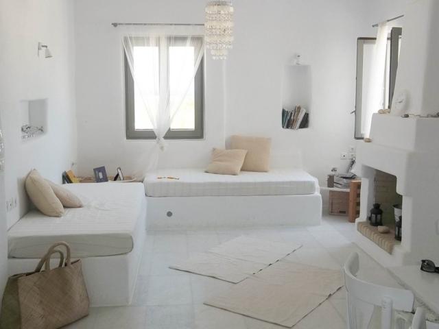 luxury villa paros