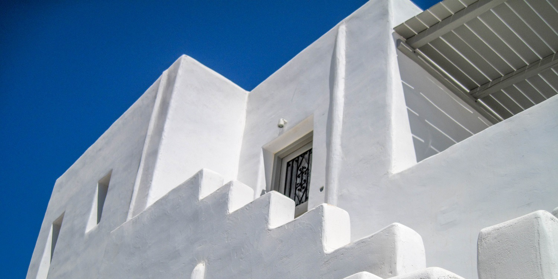 luxury villa santa maria paros