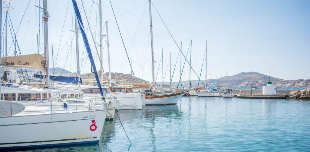 Paros Sailing